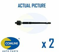 2 x FRONT TIE ROD AXLE JOINT TRACK ROD PAIR COMLINE OE REPLACEMENT CTR3258