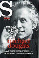 Style.Il Giornale.Michael Douglas,Scott Eastwood,Arturo Brachetti,Tommy Hilfiger
