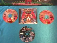 2001 Pool of Radiance Myth Drannor by Ubisoft & SSI for PC * plus soundtrack CD
