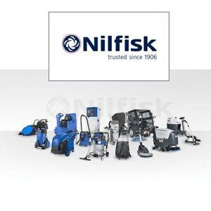 Nilfisk Filterlement Lamellenfilter 185x140 MM Para Aero 400 440 600 11753
