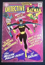 Detective Comics #359 Silver Age DC Comics 1st Appearance Of Batgirl VG+