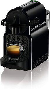 Nespresso De'Longhi Inissia EN80.B - Cafetera monodosis de cápsulas 19 bares