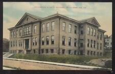 Postcard Wilkinsburg Pennsylvania/Pa Johnston Public School Campus Building 1907