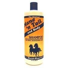 The Original Mane 'n Tail Shampoo for Shiny Manageable Hair - 32 oz