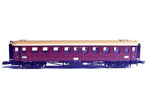 87960 Marklin Z Württemberg Express Train Passenger Car