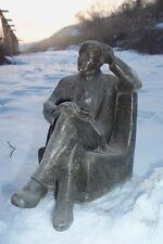 LENIN Kreml USSR SCULPTURE USSR artist found 21,5 CM