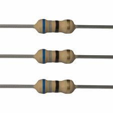 100 x 68 Ohm Carbon Film Resistors - 1/4 Watt - 5% - 68R - Fast USA Shipping