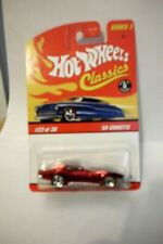 Hot Wheels - 69 Corvette from Classics series 3 - red