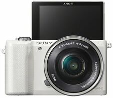 "Sony Alpha A5000L 16-50mm 20.2mp 3"" Mirrorless Digital Camera New Agsbeagle"