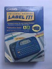 CASIO KL-100 EZ-label Printer Label It