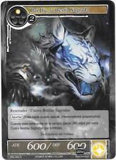 FoW Bai Hu, la Bestia Sagrada SKL-002 R ESPAÑOL Force Of Will