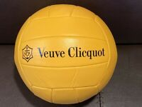 Authentic Veuve Clicquot VCP Signature Yellow VOLLEYBALL Awesome RARE NEW