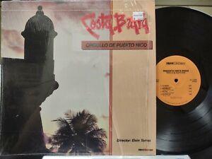 Costa Brava - Orgullo de Puerto Rico LP 1988 Hitt Makers Latin Salsa