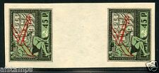 Russia. Air post. Scott C1. MNHOG. Rare gutter pair, EV $1000.00