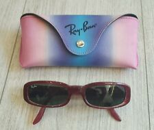 LUNETTE DE SOLEIL RAY BAN SIDE STREET - SUN GLASSES RAY BAN + ETUI D'ORIGINE