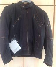 Motorradjacke Wachscotton Gr. L braun Glasgow Jkt Britisch Millerain