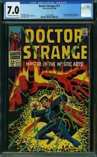 Doctor Strange 171 CGC 7.0 -- 1968 -- Dormammu Silver Surfer ad #2033736009