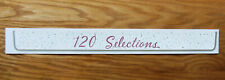 "AMI ""80 or 120 Selections"" Vinyl Transfer for F Model Mechanism Trim"