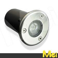 EN01 calpestabile 1W LUCE NEUTRA segnapasso LED da esterno 220V IP65