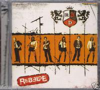 cd balada RBD Rebelde SOLO QUEDATE EN SILENCIO un poco de tu amor FUEGO rare