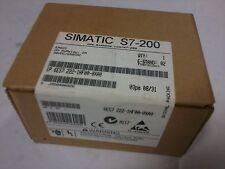 Siemens 6ES7222-1HF00-0XA0 Simatic S7-200 Digital Output Relay Module SEALED NEW