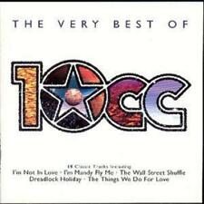 10cc : The Very Best of 10cc CD (1997)