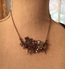 Betsey Johnson Owl Necklace NWT