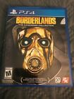 Borderlands The Handsome Collection   Ps4 Game Playstation 4 2015