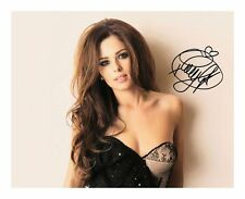 CHERYL COLE SIGNED AUTOGRAPHED A4 PP PHOTO POSTER A