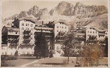# CAREZZA: HOTEL CAREZZA  1929