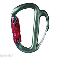 Petzl Freino Mousqueton Twist Lock-avec friction Spur