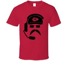 Andy Reid Kansas City Football Cartoon T Shirt