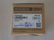 New In Box Mitsubishi PLC FX2N-4AD Programmable Logic Controller