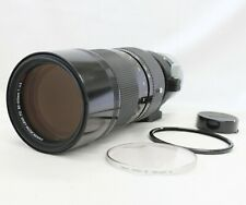 [Excellent++] Canon FD 85-300mm F/4 S.S.C. ssc MF Telephoto Lens from Japan