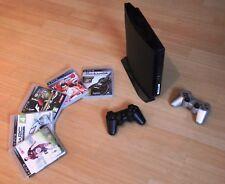 Sony PlayStation 3 Slimline 160 GB Spielekonsole