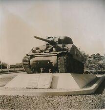 ÉCOUCHÉ c. 1960 - Le char Massaoua  2ème DB Division Leclerc Orne - Div 10739