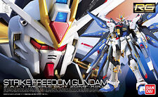 Gundam RG #14 Real Grade 1/144 Strike Freedom ZGMF-X20A Z.A.F.T. Mobile Suit Kit