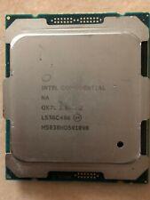 Intel Xeon E5-2697 v4 18 Core 2,3GHz Prozessor CPU QK7L