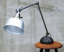 Midgard Industrie Tischlampe,Fabriklampe,Industrial Design Lampe, Loftlampe, R58