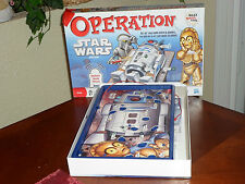 Star Wars R2D2 Edition Operation Board Game
