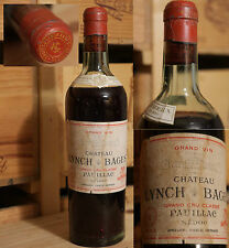 1943er Chateau Lynch Bages - Pauillac - Top Rarität !!!!!!