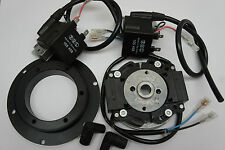 PVL Twin Ignition for 2 Cylinder 180° for Suzuki X6 / X7 with Adapterplate DMon