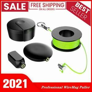 Mintiml Magnetic Threader Professional Wiremag Puller Wire Cable Running Device