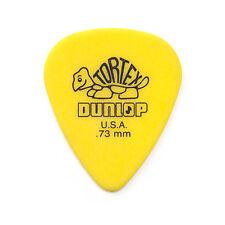 Brand New Dunlop Tortex Standard Guitar Picks .73MM 12-Pack