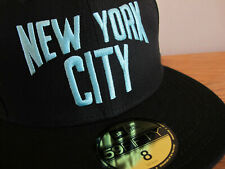 John Lennon MINT New York City 59FIFTY Fitted Cap sz 8 hat yankees beatles era