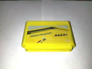 Side Pocket for Dendy Famicom Pegasus Famiclone 60 Pin NES