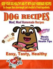 Dog Recipes Homemade Meal Treats Easy Healthy Dogs Printable Recipes
