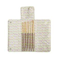 addi-Click Hook Bamboo Etui 3,50-8,00 mm feinste Bambushäkelnadeln 540-2