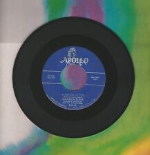 Solomon Burke A Picture Of You Can Run But Can't Hide Apollo 45 Record SOUL SEE