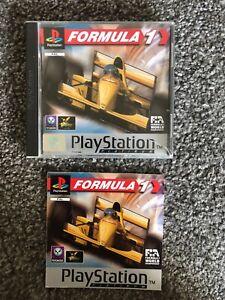 FORMULA ONE - PS1